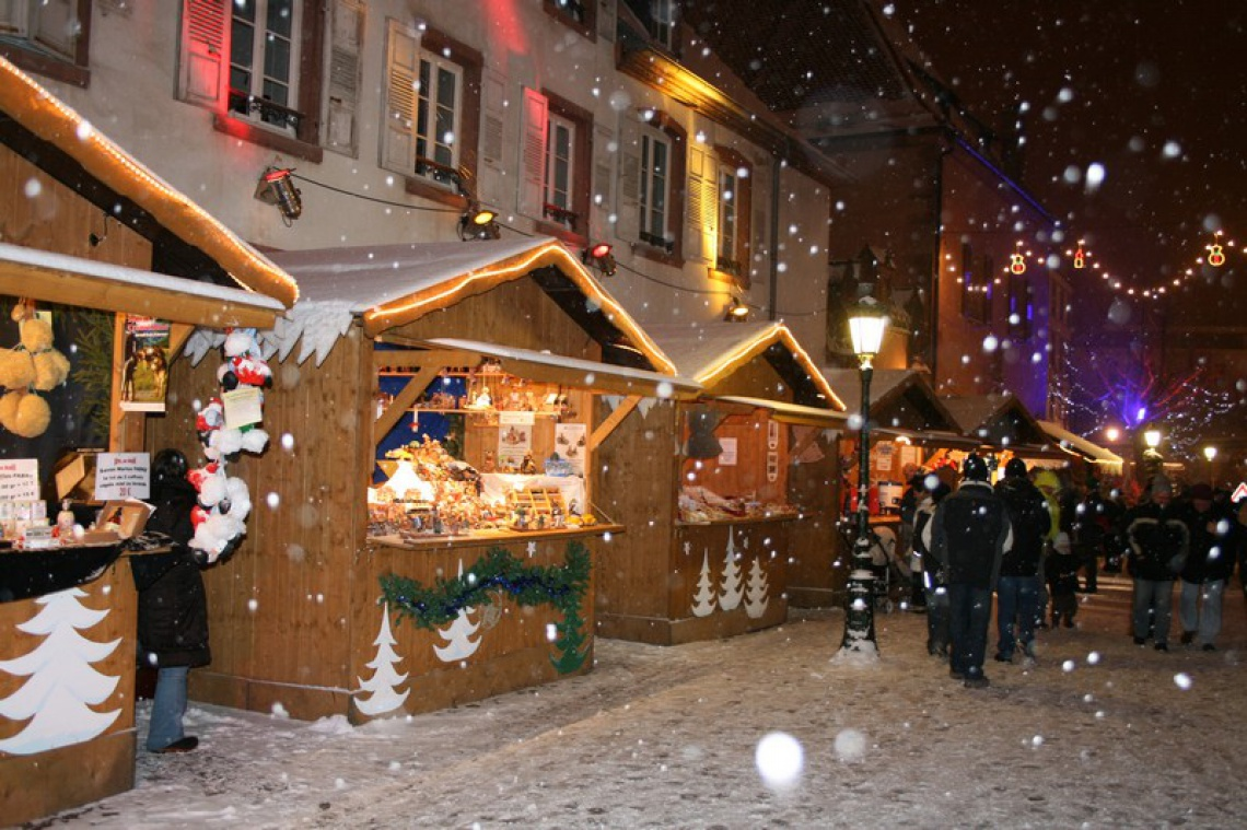 Temps de l'Avent en Alsace