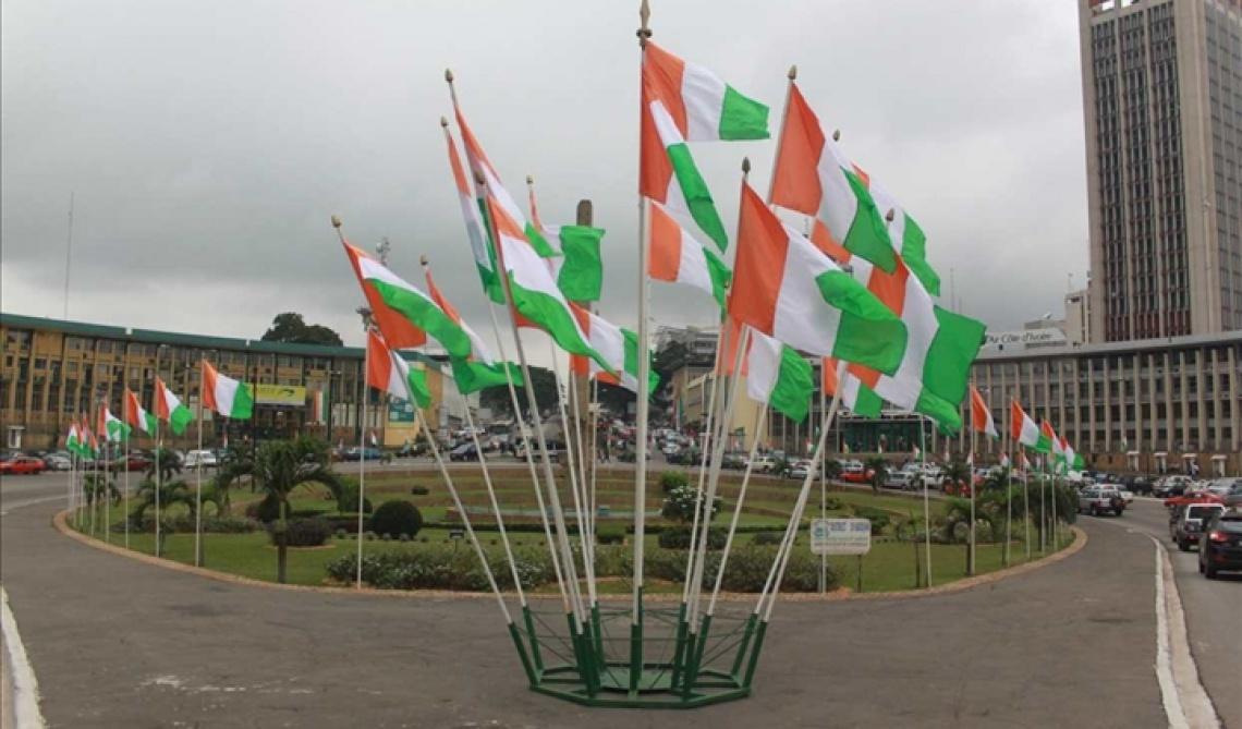 La fête d'indépendance de la Côte d'Ivoire