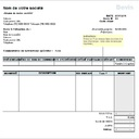 Un devis est un document rédigé par un fournisseur (ou un prestataire de services) par lequel il présente le prix d'un bien ou d'un service à un client.