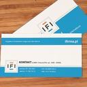 Une carte d'affaire (ou carte de visite) est utilisée pour transmettre ses coordonnées à quelqu'un, généralement dans un cadre professionnel.