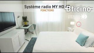 Bticino LivingLight : système radio MyHOME Domotique
