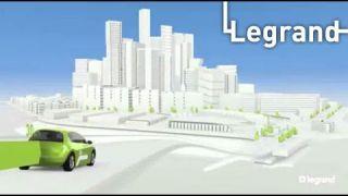 Borne de voiture électrique, recharge électrique - Legrand